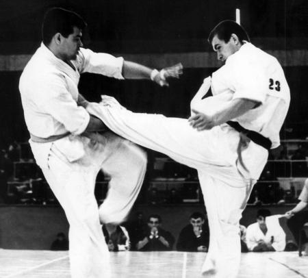 История клуба киокушинкай каратэ до г